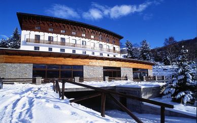 Grand Hotel Besson & Spa 4*