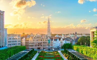 Crowne Plaza Brussels - Le Palace 4*