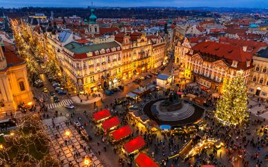 Sheraton Prague Charles Square 5*