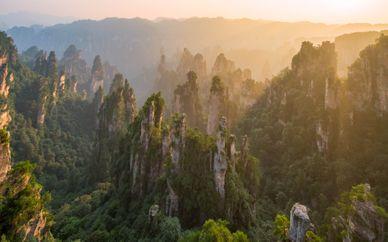 China and Avatar Mountains Tour 4/5*