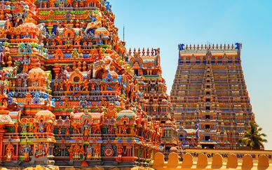 South India: From The Temples of Tamil Nadu to Kerala
