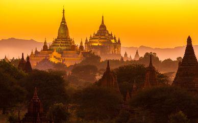 Myanmar Private Tour
