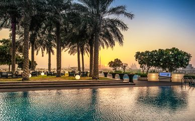InterContinental Dubai Festival City 5*