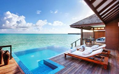 Hideaway Beach Resort & Spa Grand Luxury Hotel 5*