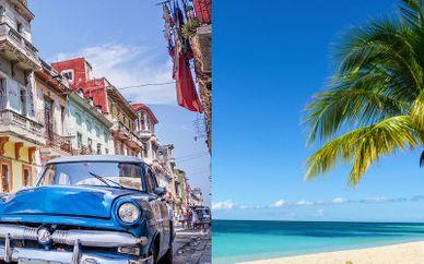 Hotel Nacional Havana 4* & Melia Cayo Santa Maria 5*