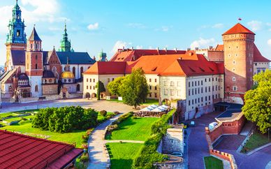 Andel's by Vienna House Krakow 4*