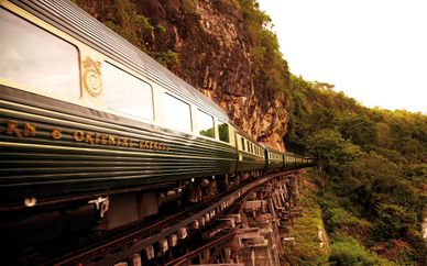 Eastern and Oriental Express 5*