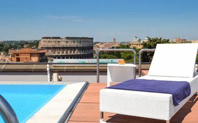 Hotel Mercure Roma Centro Colosseo 4*