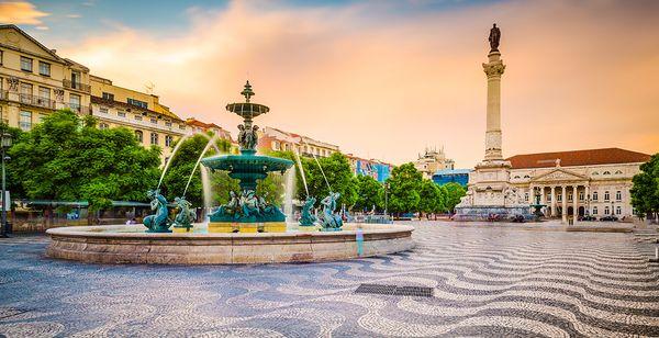 Combiné Lisbonne et Porto en train 5 ou 6 jours