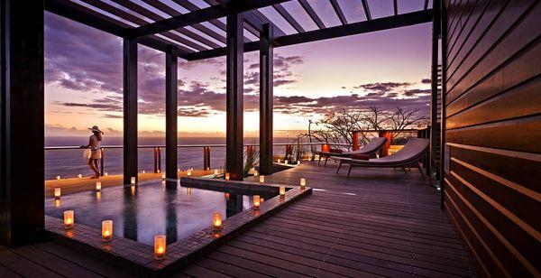 Palm Hotel et Spa 5* et séjour possible à Maurice