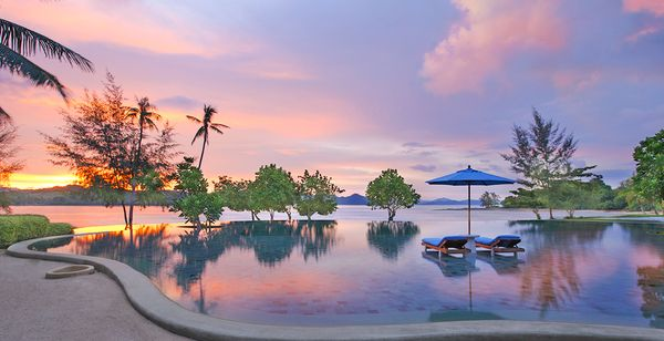 Hôtels The Shellsea Krabi 5*, The Naka Island 5* avec Qatar Airways