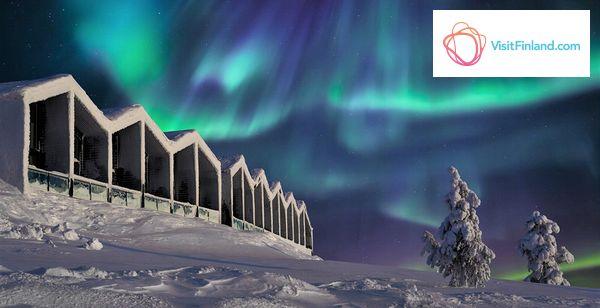 Hôtel Star Arctic Saariselkä 4* et extension possible à Helsinki