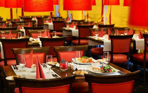 Uw pension & restaurants ter plaatse