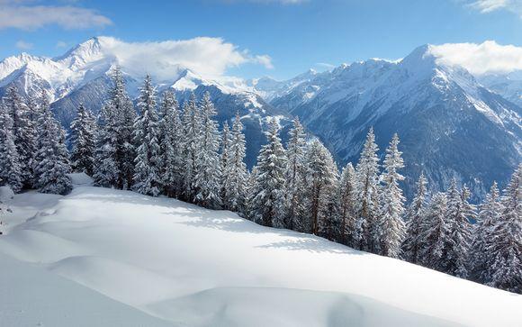 Welkom in... de Tiroolse Alpen