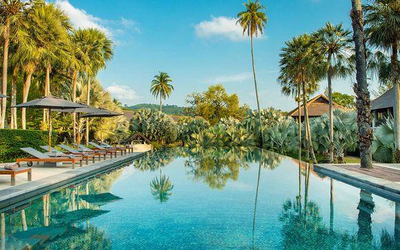Welkom in Phuket