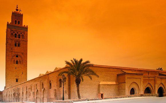 Welkom in... Marrakesh!