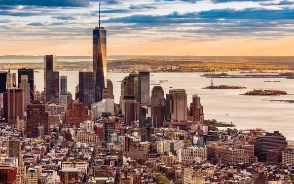 Welkom...in New York