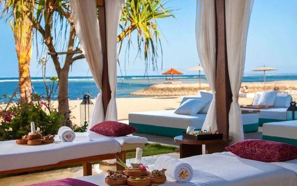 Uw verlenging in Benoa in het Sadara Boutique Beach Resort 4*