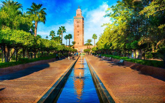 Welkom in ... Marrakech !