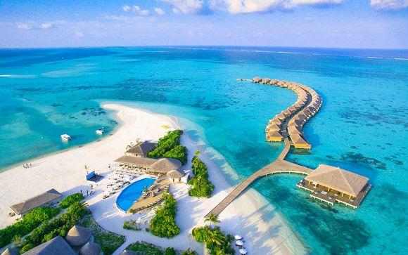 Uw verlenging naar Cocoon Maldives 5*
