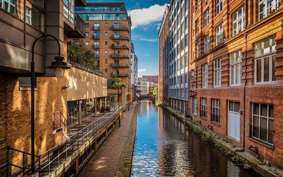 Welkom in ... Manchester!