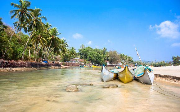 Welkom in... Goa