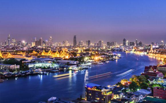 Uw inbegrepen excursie in Bangkok