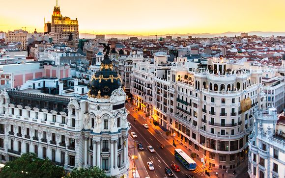 Welkom in...Madrid