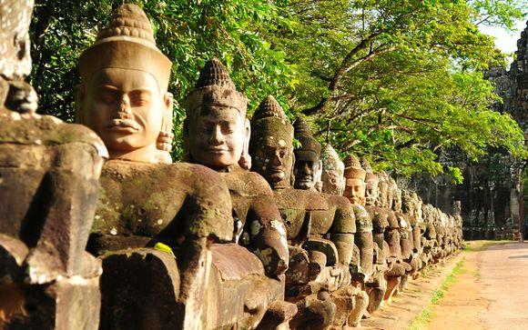 Welkom in... Vietnam & Cambodja