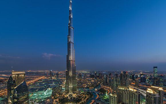 Welkom in... Jordanië en Dubai