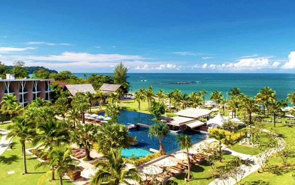 Hotel The Sands Khao Lak 5*