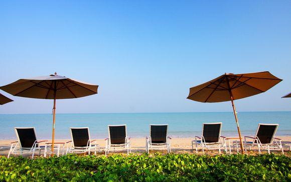 Kantary Beach Hotel Villas & Suites Khao Lak 5*