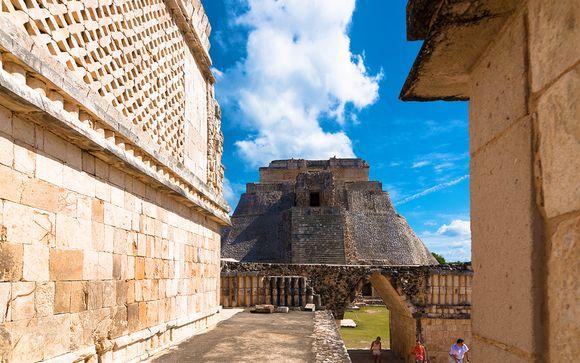 Uw optionele rondreis door Yucatan