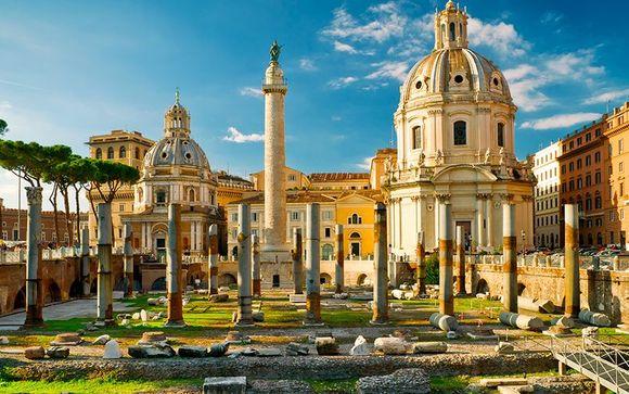 Welkom in ... Rome!