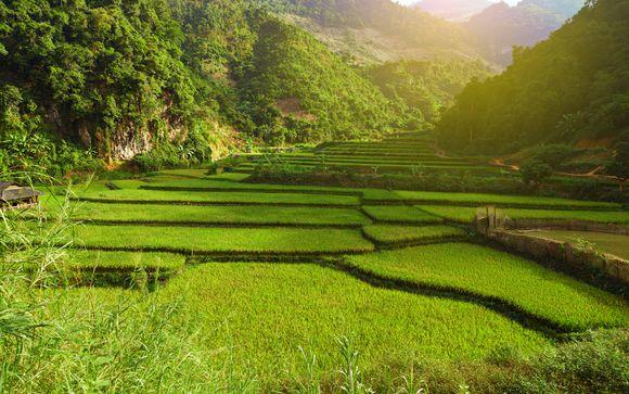 Uw optionele verlenging naar Mai Chau