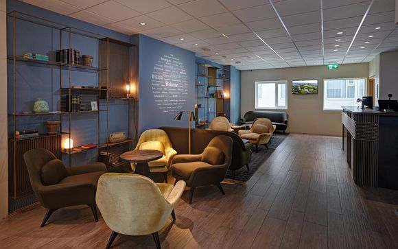 Uw hotel in Reykjavik