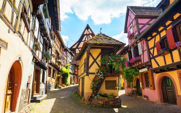 Welkom in... Eguisheim