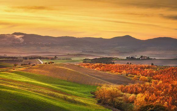 Welkom in... de Florentijnse heuvels