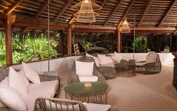 Uw strandverblijf in het Makunudu Island Resort 4*