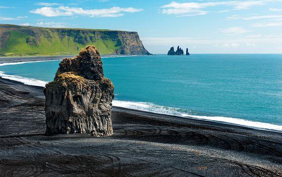 Uw reisprogramma voor aanbieding 2 (IJsland)