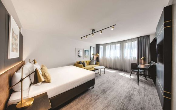 Uw hotel in Sydney