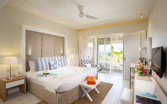Uw inbegrepen strandverlenging naar Mauritius