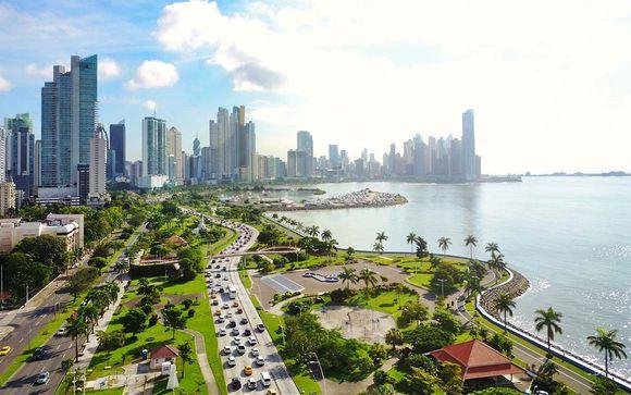 Welkom in ... Panama!