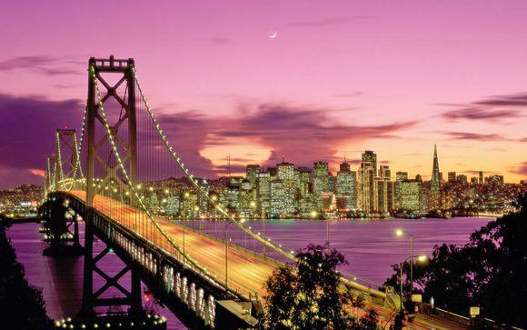 Welkom in... New York en San Francisco