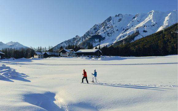 Willkommen in... Obsteig in Tirol!