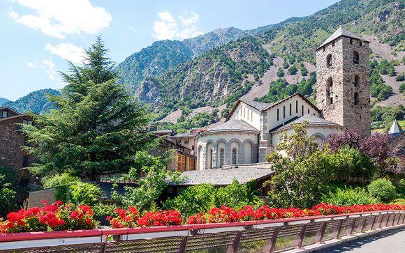 Willkommen in... Andorra