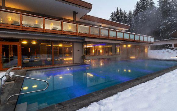 Hotel Weiher Green Lake 4* - Falzes - Bis zu -70% | Voyage Privé