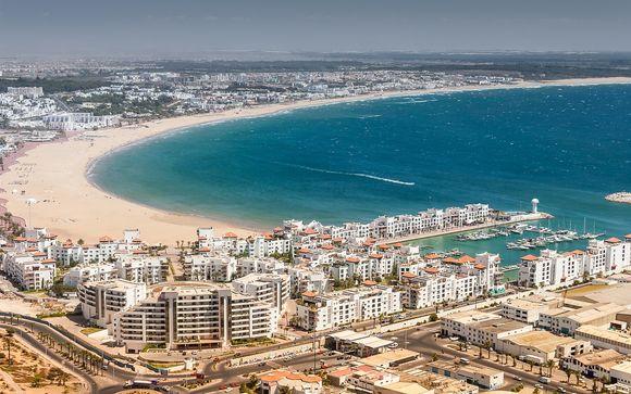 Willkommen in... Agadir!