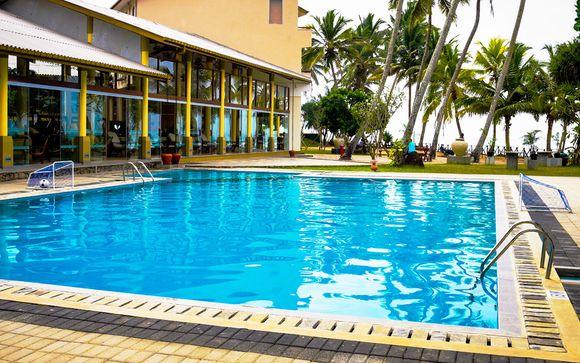 Ihre Strand Verlängerung im Insight Resort