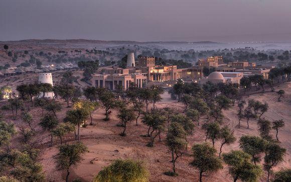 Willkommen in ... der Wadi Khadeja Wüste!